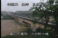 大雨、洪水警報