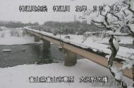 積雪123cm