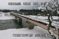 積雪106cm